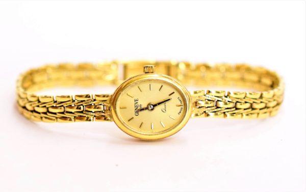 c5d5caddae8 Zlaté hodinky GENEVE - Antique-Patrice